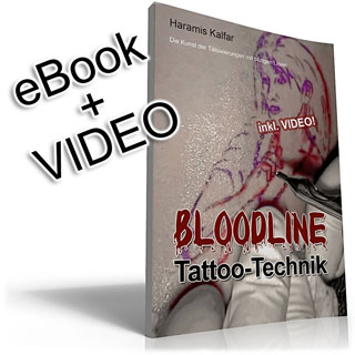 Bloodline-Tattoo-Technik
