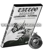 Tattoo-DVD-Beginner